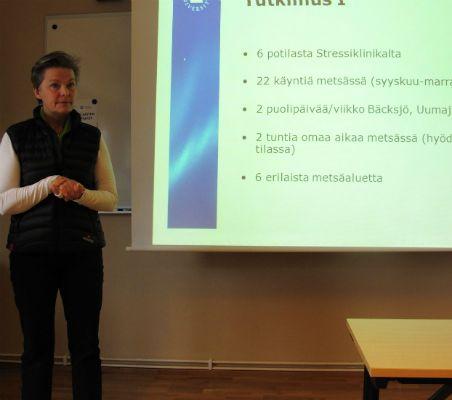 Naisten Päivät ja messut Uumajassa 5.-6.4.2014
